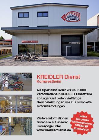 Standort Kreidlerdienst